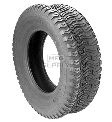 8-921 - 23 X 850 X 12 Turf Tread Tire 4 Ply Tubeless