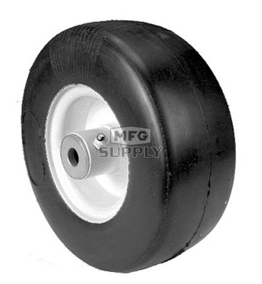 "8-9947 - Puncture Proof 9x350x4 Tire Wheel Asm. 4"" centered hub. 5/8"" ID."