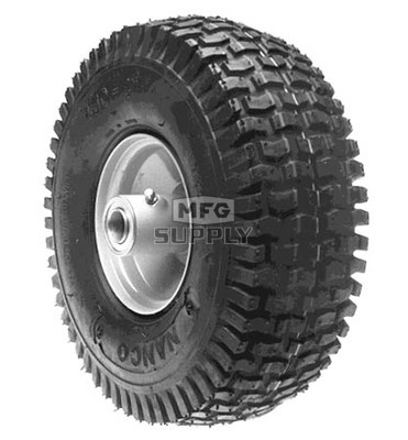 8-10892 - 410x350x4 Snapper Wheel Assembly.