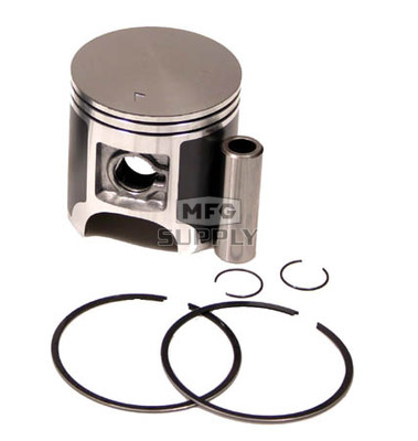 09-716-2 - OEM Style Piston assembly for 95-00 Polaris 597 triple. .020 oversize