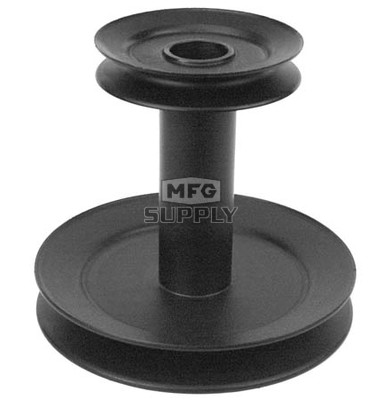 13-12854 - Engine Pulley Replaces MTD 756-04167A