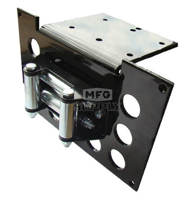 1595SW - Winch Mount Plate for Arctic Cat ATVs