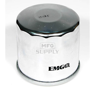5703-0541 - Chrome Spin-on Oil Filter for Arctic Cat