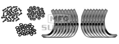 29-12703 - Tiller Tine set replaces Troy Bilt GS-1901.