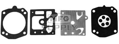 38-12470 - Walbro D10-HD Diaphram & Gasket Kit