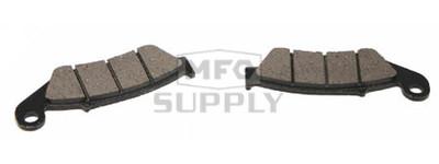 FS-437 - Honda Front Brake Pads.95-01 CR125R, 95-03 CR250R, 02-04 CRF450R, 95-01 CR500R