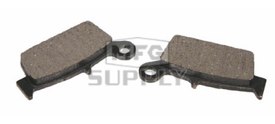 MX-05268-H2 - Kawasaki Rear Brake Pads.95-04 KX125, 95-04 KX250, 96-04 KX500