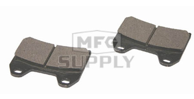 MC-05370 - Yamaha Rear Brake Pads. 94-97 YZ125, 91-98 WR250, 94-97 WR250Z, 94-97 YZ250, 98 WR400F