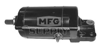 SMU0306 - Yamaha PWC Starter; Used on 02-06 FX100 & FX1400