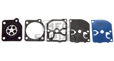 38-13489 Carburetor Gasket & Diaphragm Kit for ZAMA