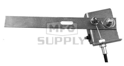 3-10951 - Throttle Control for Dixie Chopper