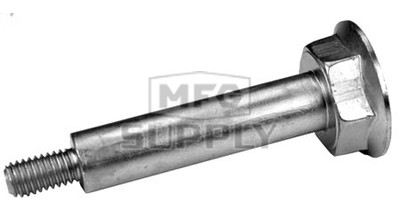 10-12017 - Anti Scalp Wheel Axle replaces EXMARK 103-5364
