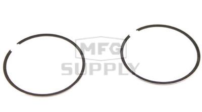 R09-713 - OEM Style Piston Rings for Polaris 648cc triple. Std size.