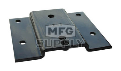1532SW - Winch Mount Plate for Kawasaki Mule UTVs