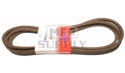 12-11661 - Deck Drive Belt Replaces MTD 954-0642
