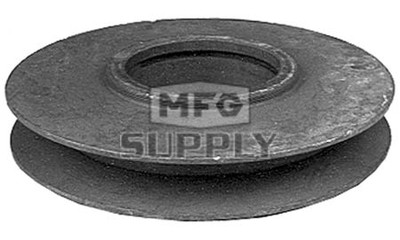 13-10412 - Scag Deck Idler Pulley. Fits STHM models. Replaces 48062.