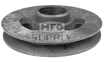 13-10413 - Scag Deck Idler Pulley. Fits OST & STHM models. Replaces 48065