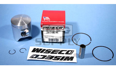 642M06700 - Wiseco Suzuki RM250 Std Piston Assembly.