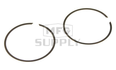 R09-712-2 - OEM Style Piston Rings for Polaris 488cc twin. .020 oversize.