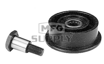 13-10672 - MTD Idler Pulley. Fits self propelled walk-behind mowers. Replaces 753-0518