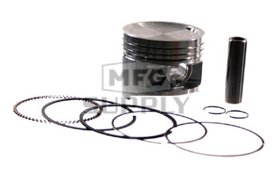 "50-221-07 - ATV .040"" (1.0 mm) Piston Kit For 81-86 Honda ATC 200E/ES/M/S"