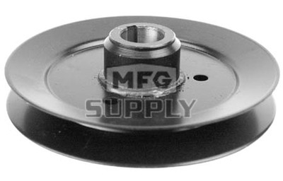 13-12317 - Spindle Pulley replaces Exmark 1-413424