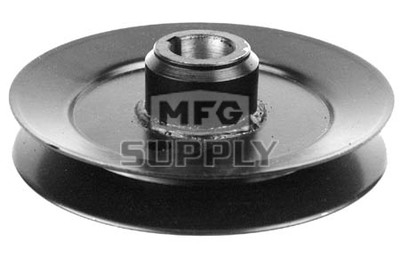 13-12715 - Spindle Pulley replaces Exmark 1-653099