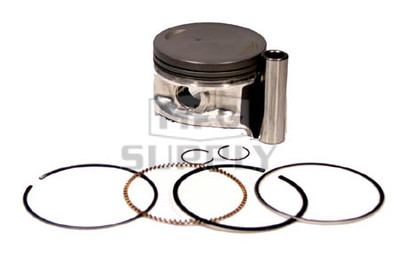NA-20000-6 - Piston Kit. .060 oversized. Fits many Kawasaki 300cc ATVs