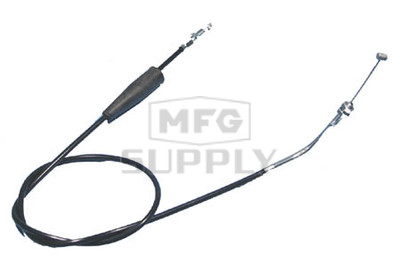 103-091H - Kawasaki ATV Throttle Cable. KSF250A & KLF300A.