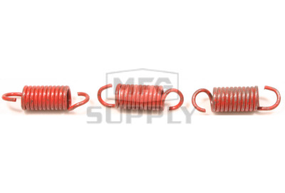 203040A - # 4 Qty 3 Red Springs for 40C Drive Clutch, 28#