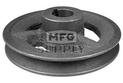 "13-10418 - Scag Engine Pump Pulley. Fits 61""/72"" STC & STHM. Replaces 48792."