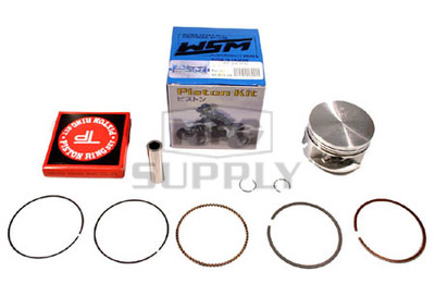"50-225-06 - ATV .030"" (.75 mm) Piston Kit for 97-02 Honda TRX250 Recon & more"