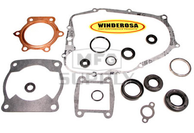 811811 - Yamaha ATV Complete Gasket Set with oil seals
