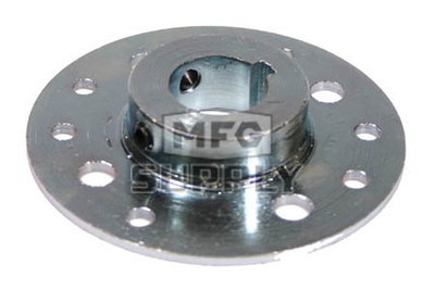 "AZ2561 - 1"" Steel Mini-Hub for 3.228"" and Indus Pattern with Set Screws. <b>Most Popular</b>"