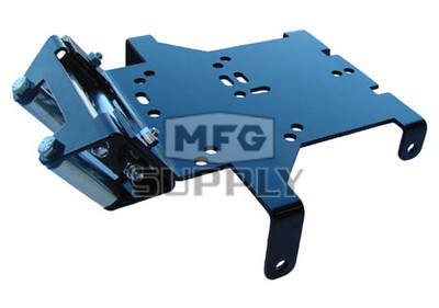 1529SW - Winch Mount Plate for Honda Rubicon ATVs