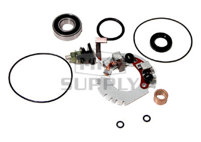 SMU9104-W1 - Honda, Suzuki & Yamaha Brush Repair Kit: