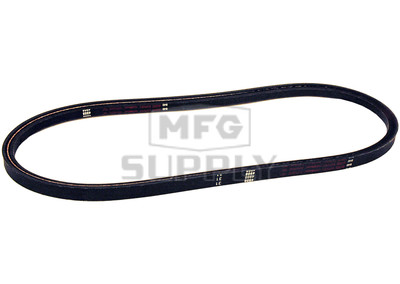 "12-10823-H2 - Husqvarna Deck Belt. Fits 52"" XP large frame mowers. Replaces 539-1043-35 & 522-7959-01. 5/8"" x 163-1/2"""