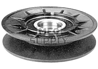 13-10738 - John Deere V-Belt Idler Pulley. Replaces GX20286.