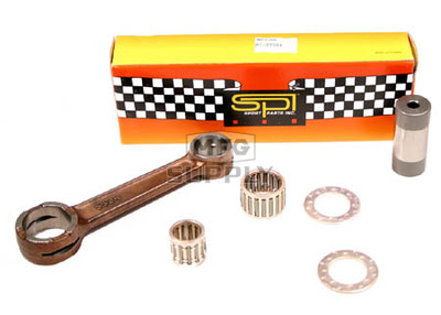 AT-95504 - Connecting Rod. Fits Suzuki 87-92 LT250R Quadracer
