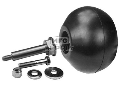 "7-12018 - Exmark 109-1098 5"" Deck Wheel & Hardware Kit"