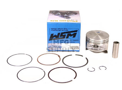 "50-400-05 - ATV .020"" (.5 mm) Piston Kit for many Suzuki 230 models."