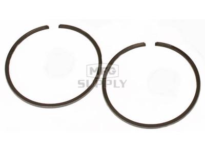 R09-810 - OEM Style Piston Rings, 71-72 Yamaha SL292. Single Cylinder. Std size.