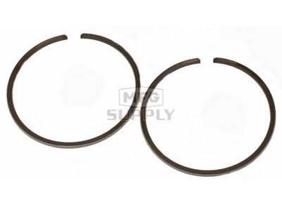 R09-810-2 - OEM Style Piston Rings, 71-72 Yamaha SL292. Single Cylinder. .020 oversized