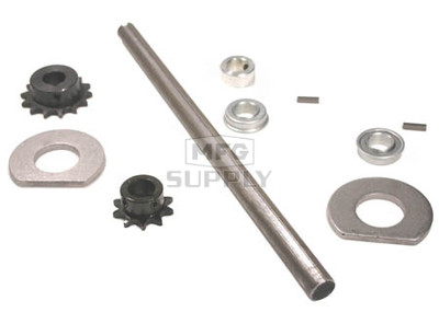 "AZ1824-14 - Complete Jackshaft Kit 3/4"" x 14"""