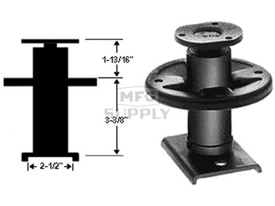 10-5954 - Quill Assembly For Gilson