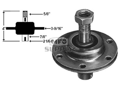 10-856 - Blade Spindle Assembly replaces MTD 09321