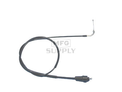 104-119H - Suzuki ATV Throttle Cable. Fits many 1990's LT models.