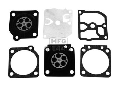 38-13097 - Gasket & Diaphragm kit replaces Zama GND-33 & GND-39
