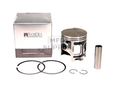 NA-40002-8 - Piston Kit. .080 oversized. Fits 88-05 YFS200 Yamaha Blaster. Hi-Comp