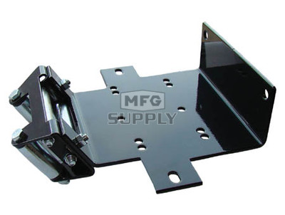 1547SW - Winch Mount Plate for Yamaha Grizzly ATVs